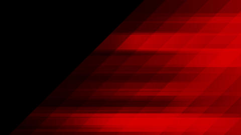 Red tech minimal geometric abstract motion background Animation