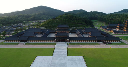 Baekje Cultural Land Buyeo, Chungnam Live Action