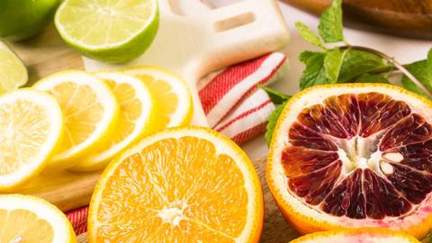 Citrus fruit Footage