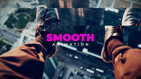 Action Urban Promo After Effects Template