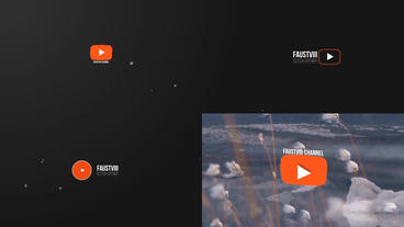 Youtube Promotion After Effects Template