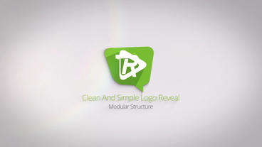 Simple And Clean Logo Reveal Pack After Effects Template