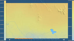 Niger - solar radiation, raw data Animation