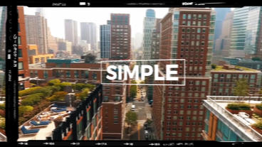 3 Opener Package After Effects Template