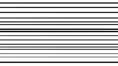 Simple cartoon line 2 GIF