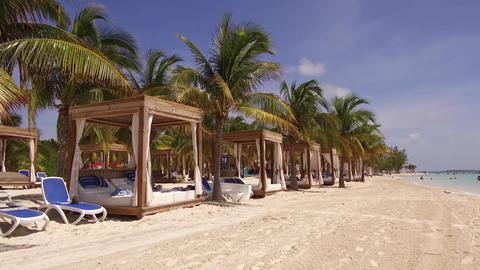 CocoCay Beach Bahamas Footage