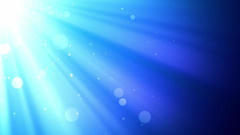 Gracious Light Rays Animation