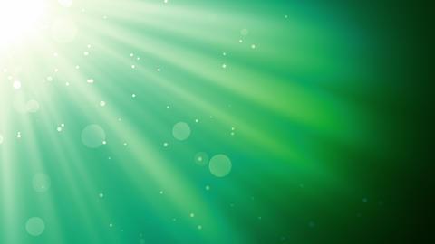 Serene Light Rays GIF