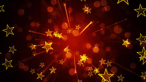 Celebration Super Star Animation