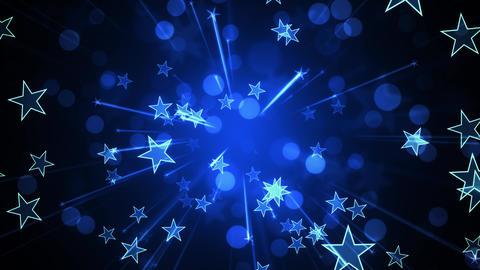Winter Celebration Super Star Animation