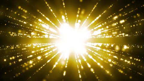 Glitter Reaching Summer Lights Animation