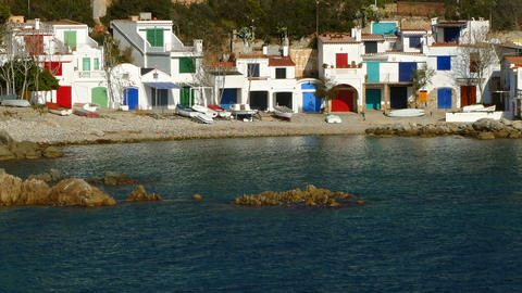 """Seascape of the """"COSTA BRAVA"""" in Catalonia.SPAIN Archivo"""