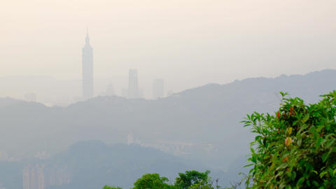 air pollution in taipei city Live Action