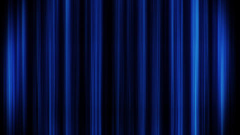 Blue Glowing Vertical Lines Loop Motion Graphic Background Animación
