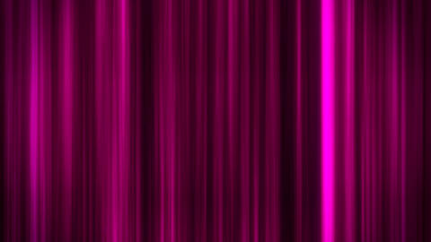 Fuchsia Glowing Vertical Lines Loop Motion Graphic Background Animation
