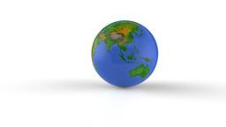 Globe stock footage