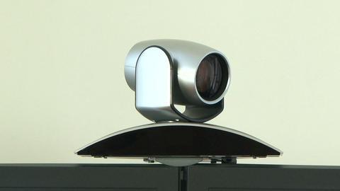 Web-camera Stock Video Footage