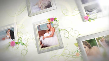Our Wedding Album After Effects Projekt
