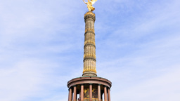 Berlin Timelapse - The Victory Column Hyperlapse - HD Footage