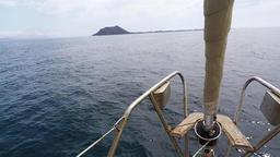 sailing boat ビデオ