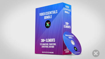 Video Essentials Bundle After Effects Template