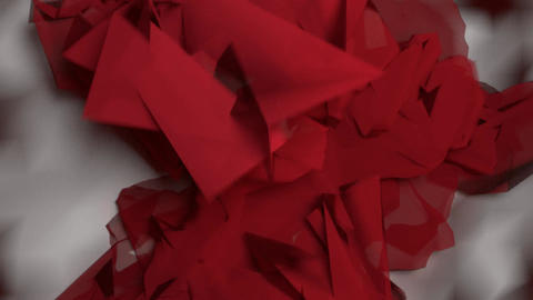 RedFlower Stock Video Footage
