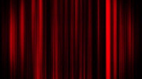 Red Glowing Vertical Lines Loop Motion Graphic Background Animation