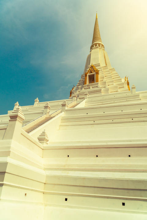 Wat Phu Khao Thong Photo