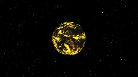 Planet&Space CG動画素材