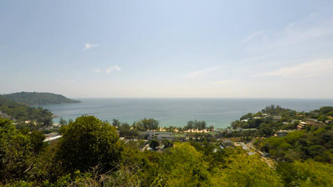 viewpoint on phuket island Live Action