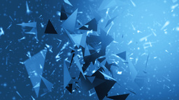 Animation gold background with rays in space Animation