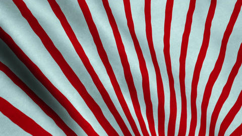 Red Stripes Fabric Cloth Material Texture Seamless Looped Background Animation