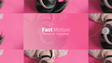 Fast Frames Apple Motion Template