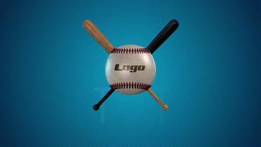 Sport Logo Baseball After Effects Template