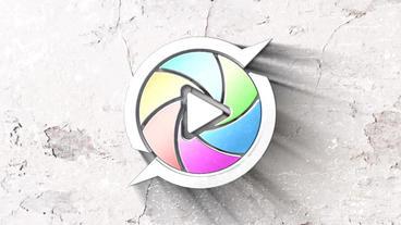 Light Logo Reveal Plantilla de After Effects
