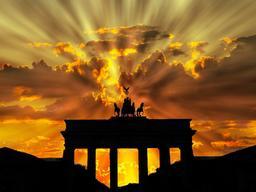 Brandenburger Tor in Berlin Photo