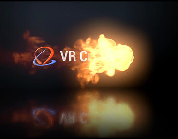 Fire Logo Reveal Premiere Pro Template