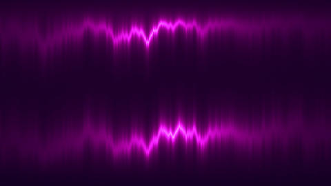 Fuchsia Vertical Distortion of Light VJ Loop Motion Background Animation