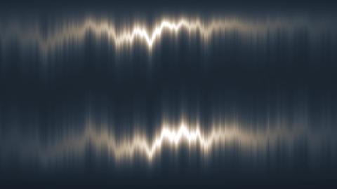 White Vertical Distortion of Light VJ Loop Motion Background Animation