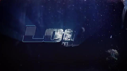 Glitch Logo Reveal V.4 After Effects Template