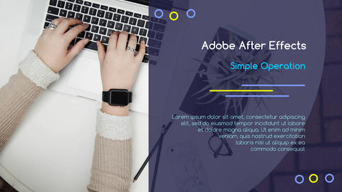 Great Modern Slideshow After Effects Template