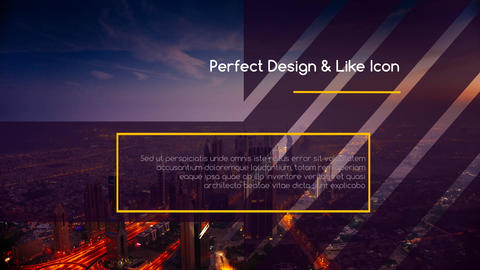 Modern Slideshow After Effects Template