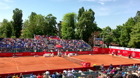 Federico Delbonis and Lucas Pouille Semifinals Match Footage