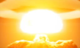 Nuclear explosion Footage