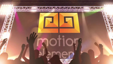 Party Show After Effects Template
