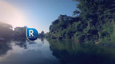 Lake Logo Reveal After Effects Template