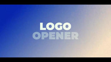 Logo Opener After Effectsテンプレート
