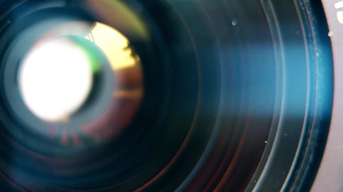 Focusing lens of digital camera. The Lens Of The Camera.…, Live Action