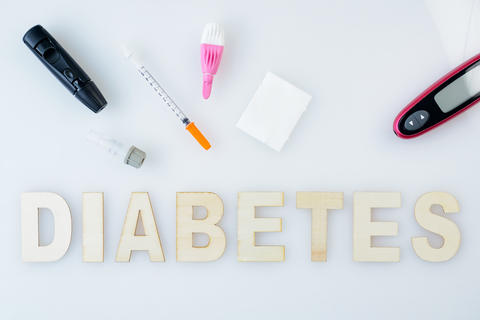 Basic tools for insulinotherapy and patients with diabetes Fotografía
