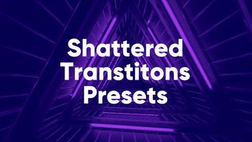 Shattered Presets Premiere Proテンプレート